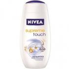 NIVEA  Supreme Touch 250 ml bílá magnolie sprchový gel