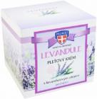 Palacio LEVANDULE pleťový krém 50 ml s levandulovým olejem pečující