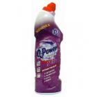 Q Power Exotic 24 h  ANTIBAKTERIÁLNÍ - 750 ml wc čistič